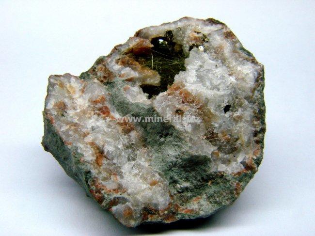 Minerál MILLERIT