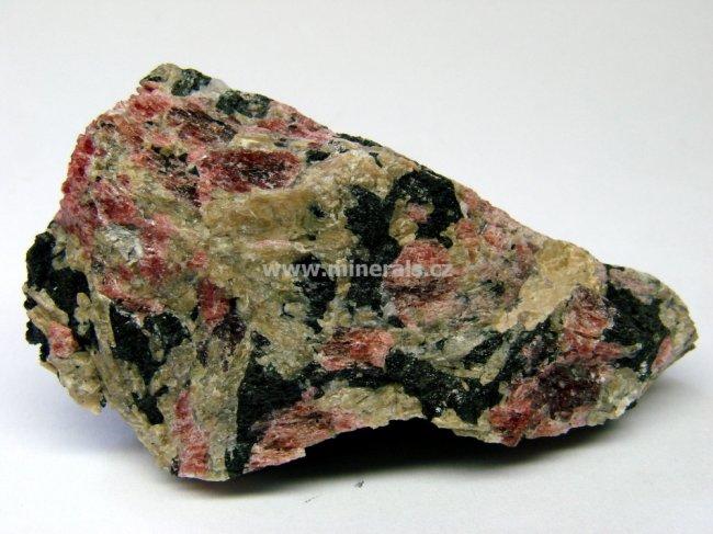 Minerál MOSANDRIT