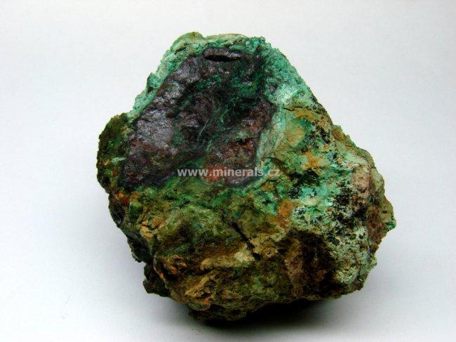 Minerál KUPRIT