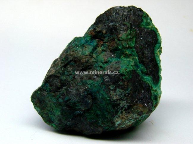 Minerál KUPRIT, CHRYZOKOL