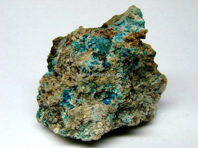 Minerál SCHULENBERGIT