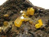 Minerál WULFENIT