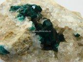 Minerál DIOPTAS