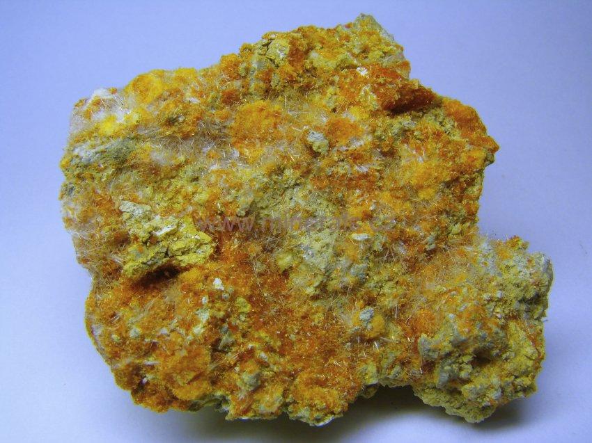 Minerál PARABUTLERIT, BUTLERIT