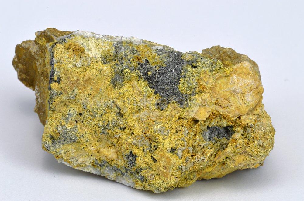 Minerál TELLUR, PARATELLURIT