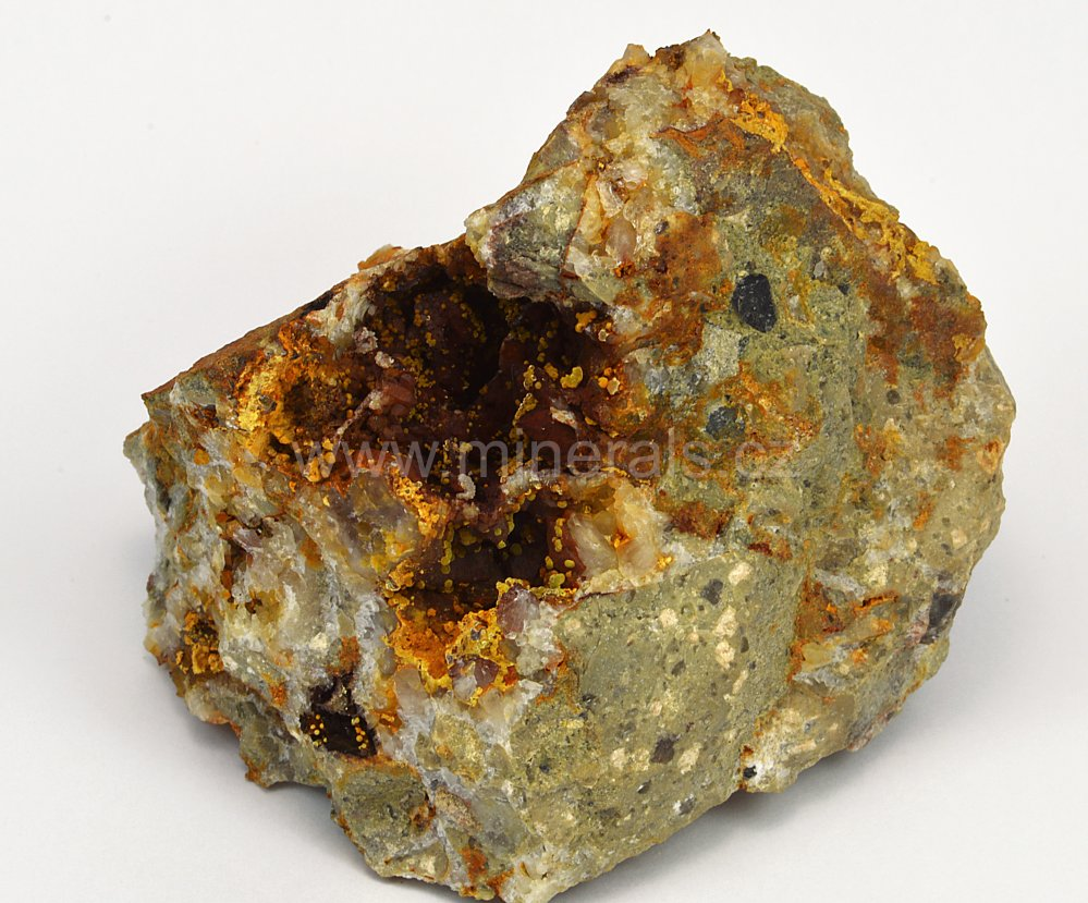 Minerál MEURIGIT,STRENGIT