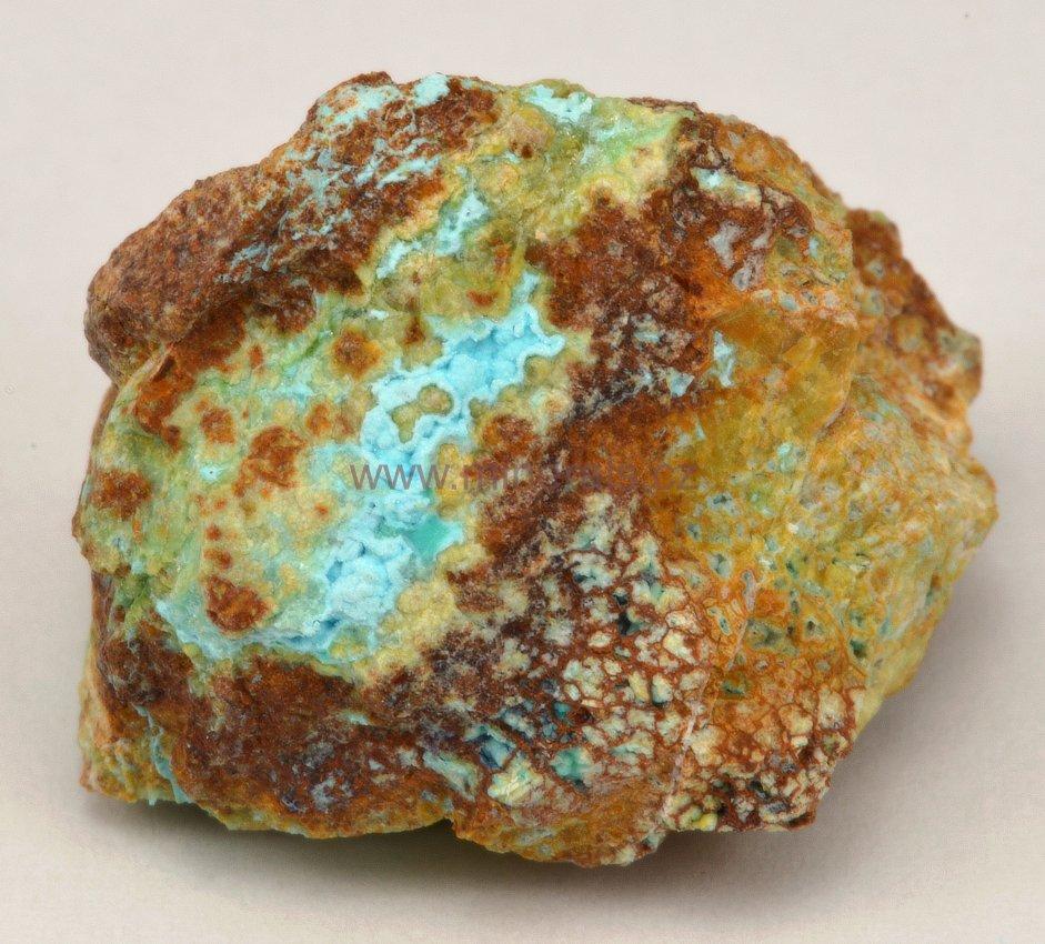 Minerál BARAHONAIT-(Al)