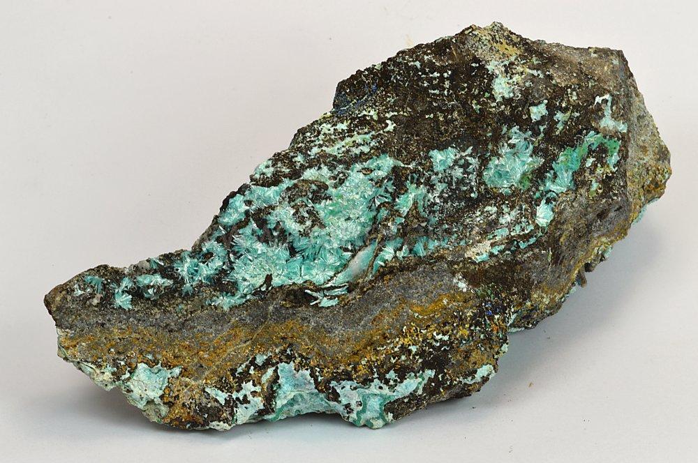 Minerál AURICHALCIT