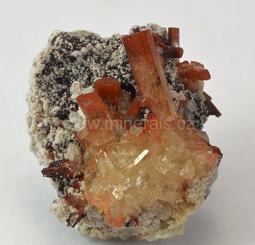 Minerál TOPAZ
