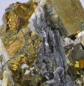 Minerál BISMUTIN