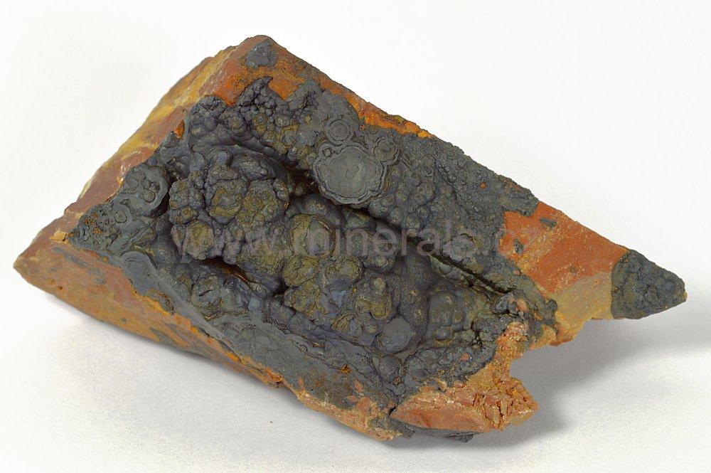 Minerál LITHIOFORIT