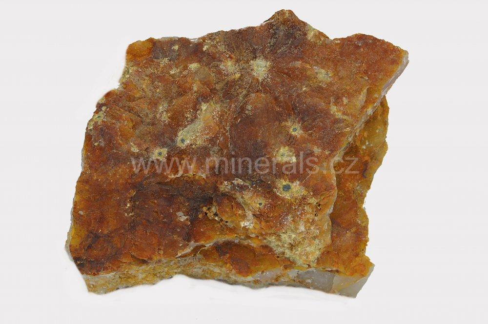 Minerál ZAVARITSKIT, RUSSELLIT