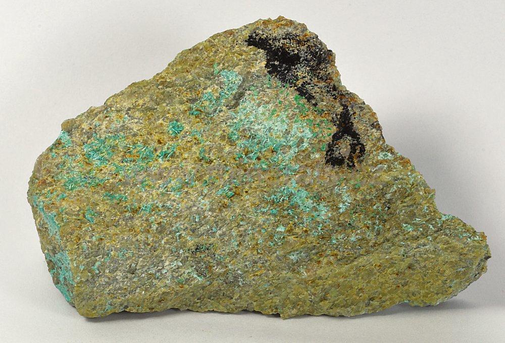 Minerál DEVILLIN