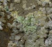 Minerál ZARATIT, MILLERIT