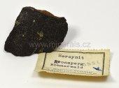 Minerál HERCYNIT