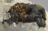 Minerál STŘÍBRO, STEFANIT