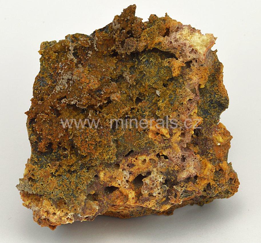 Minerál MULLIT