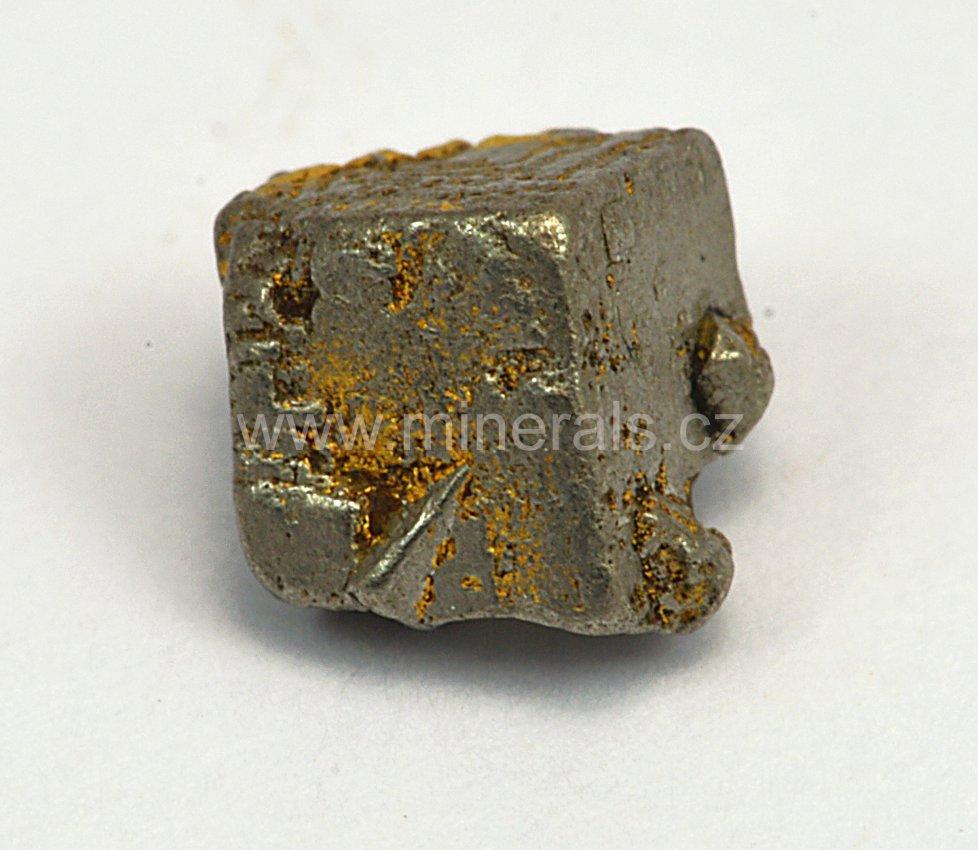 Minerál PLATINA, ZLATO