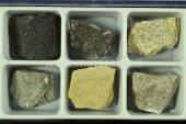 Minerál MINIKOLEKCE HORNIN 10 ks