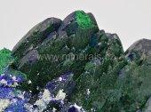 Minerál AZURIT, MALACHIT