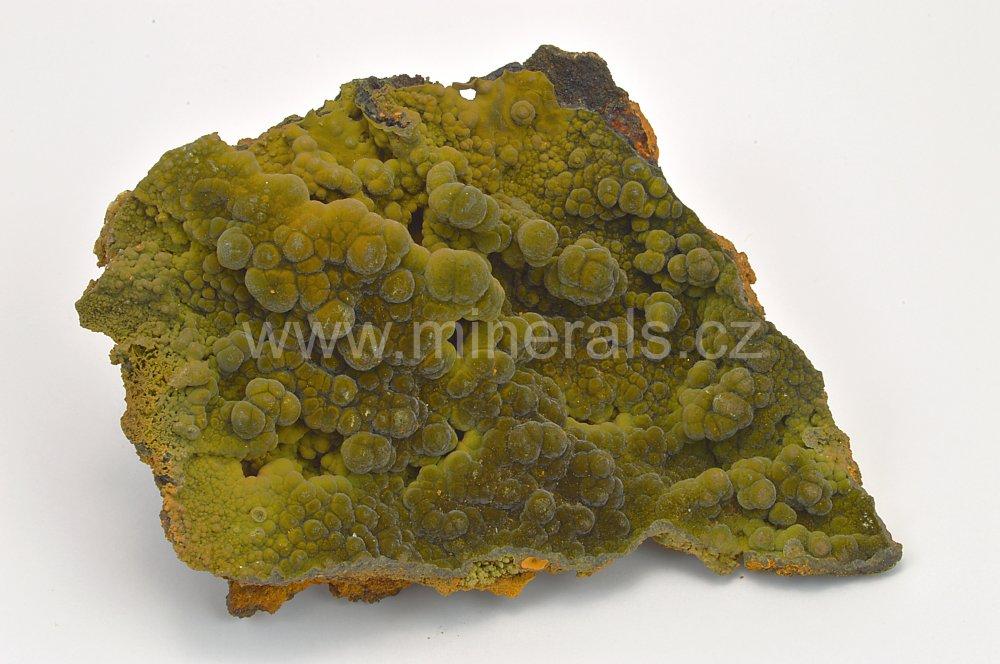 Minerál MOTTRAMIT