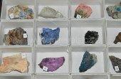 Minerál SADA SYSTEMATICKÝCH A RARITNÍCH MINERÁLŮ SVĚTA 20