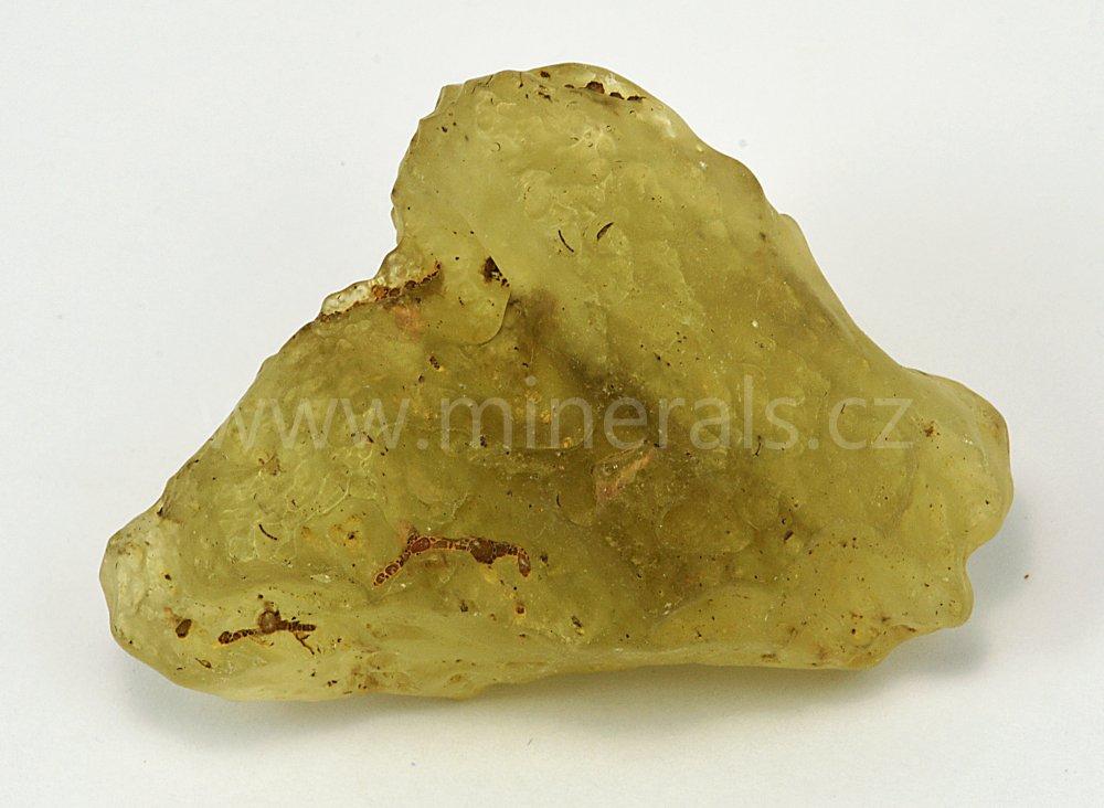Minerál LIBYJSKÉ SKLO
