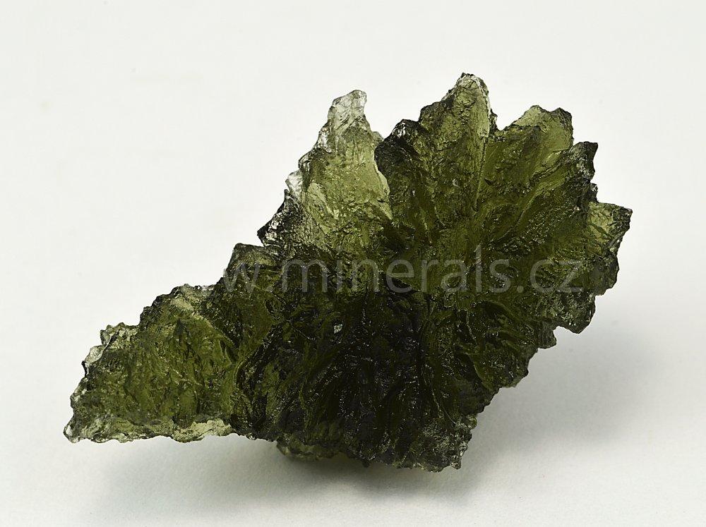 Minerál MOLDAVIT