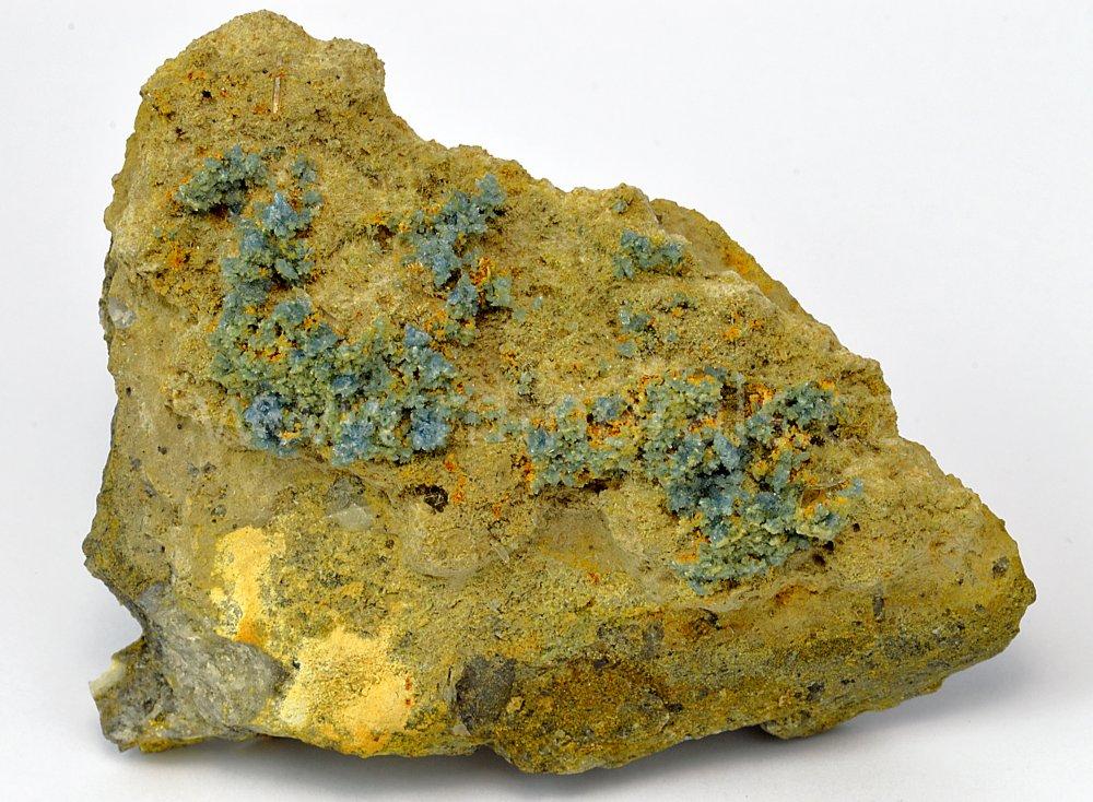 Minerál VAUXIT