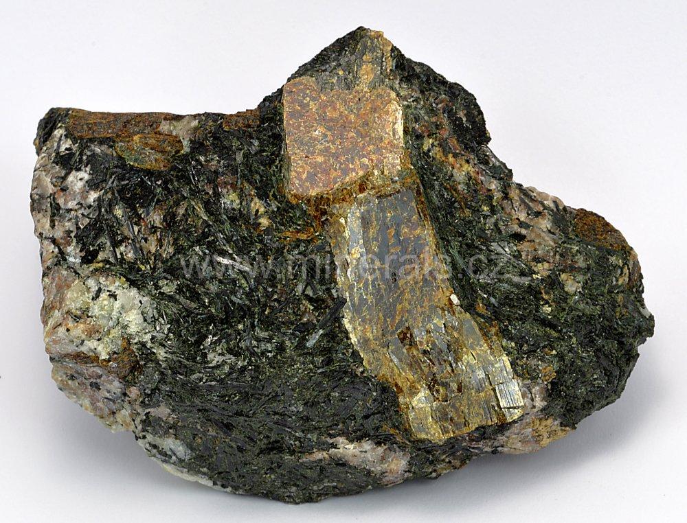 Minerál LAMPROFYLIT
