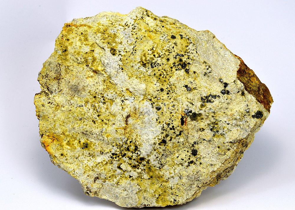 Minerál TELLURONEVSKIT