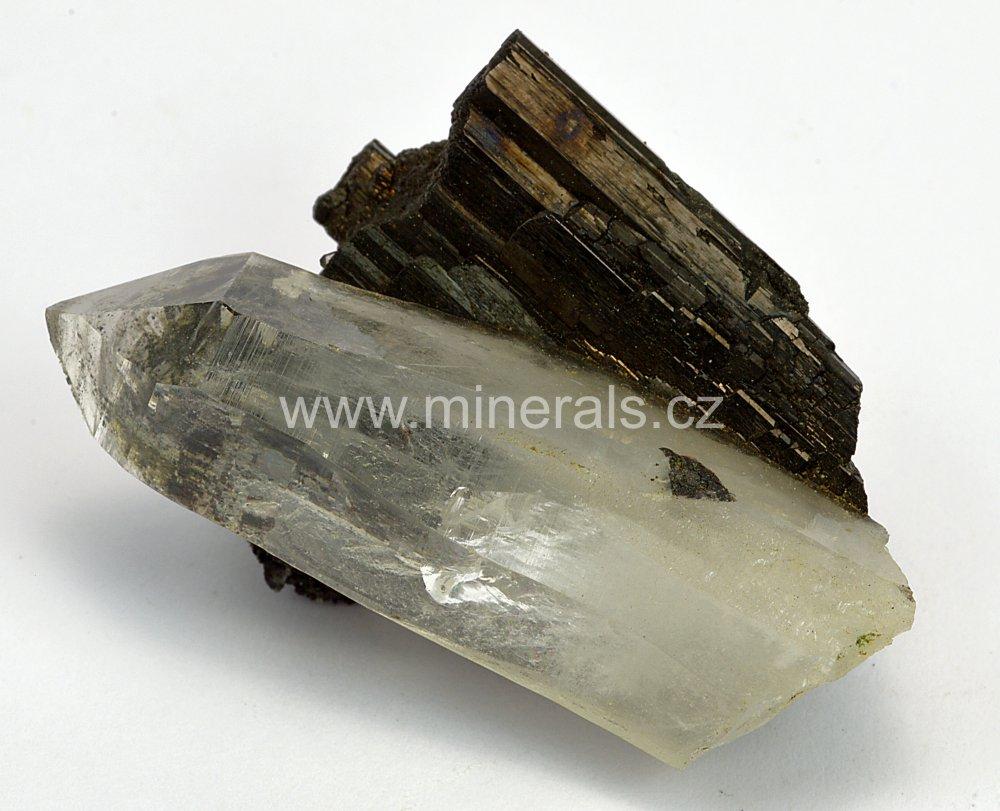 Minerál FERBERIT, KŘIŠŤÁL