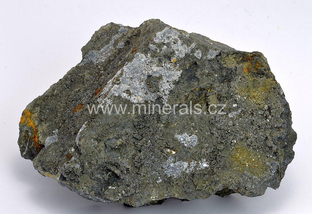 Minerál BRANDHOLZIT