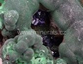 Minerál MALACHIT, AZURIT
