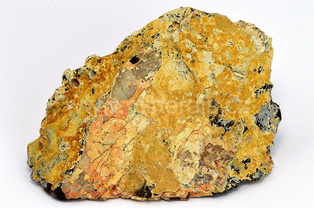 Minerál STICHTIT, BARBERTONIT