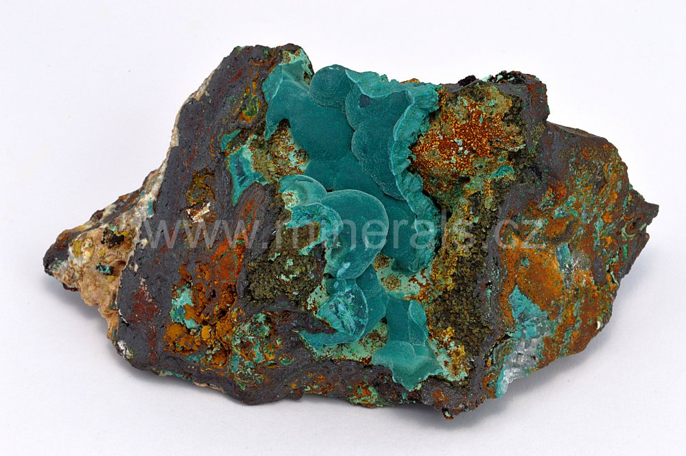 Minerál ROSASIT
