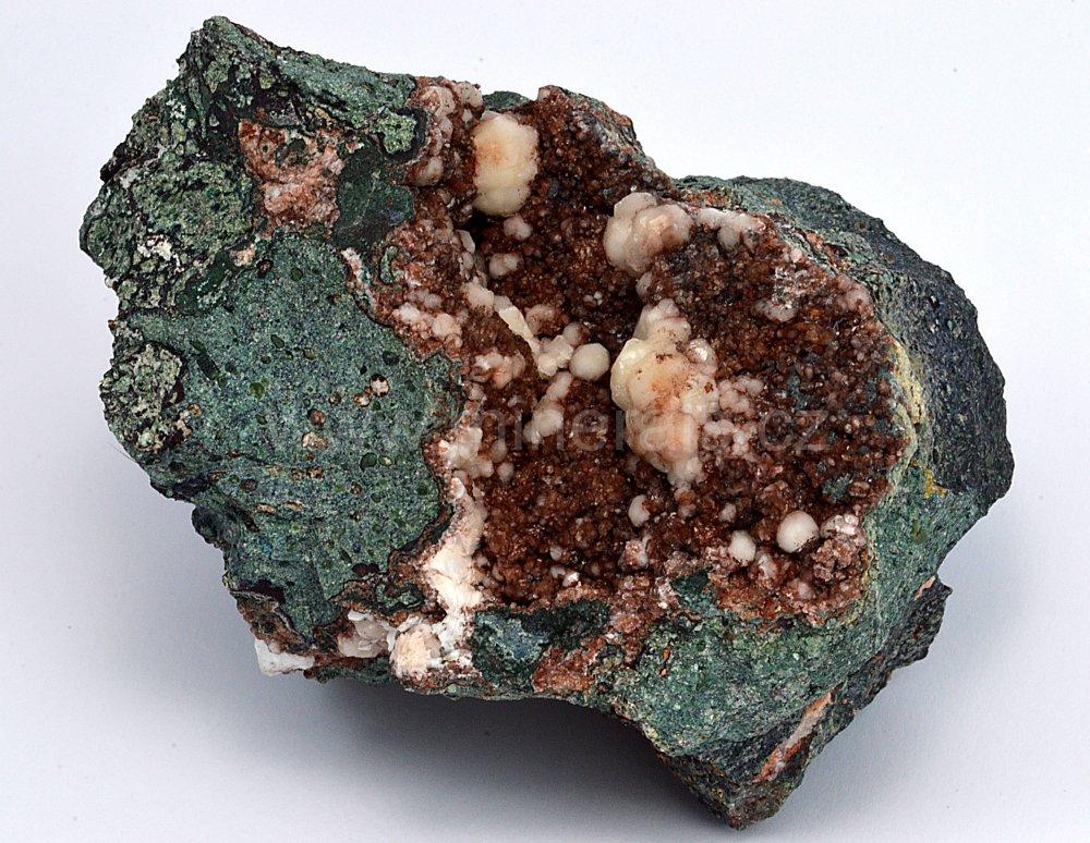 Minerál ANALCIM