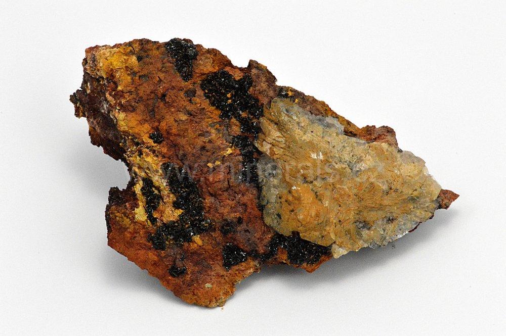 Minerál PLATTNERIT