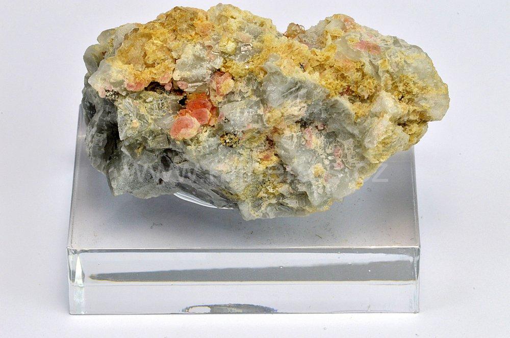 Minerál PEZZOTTAIT