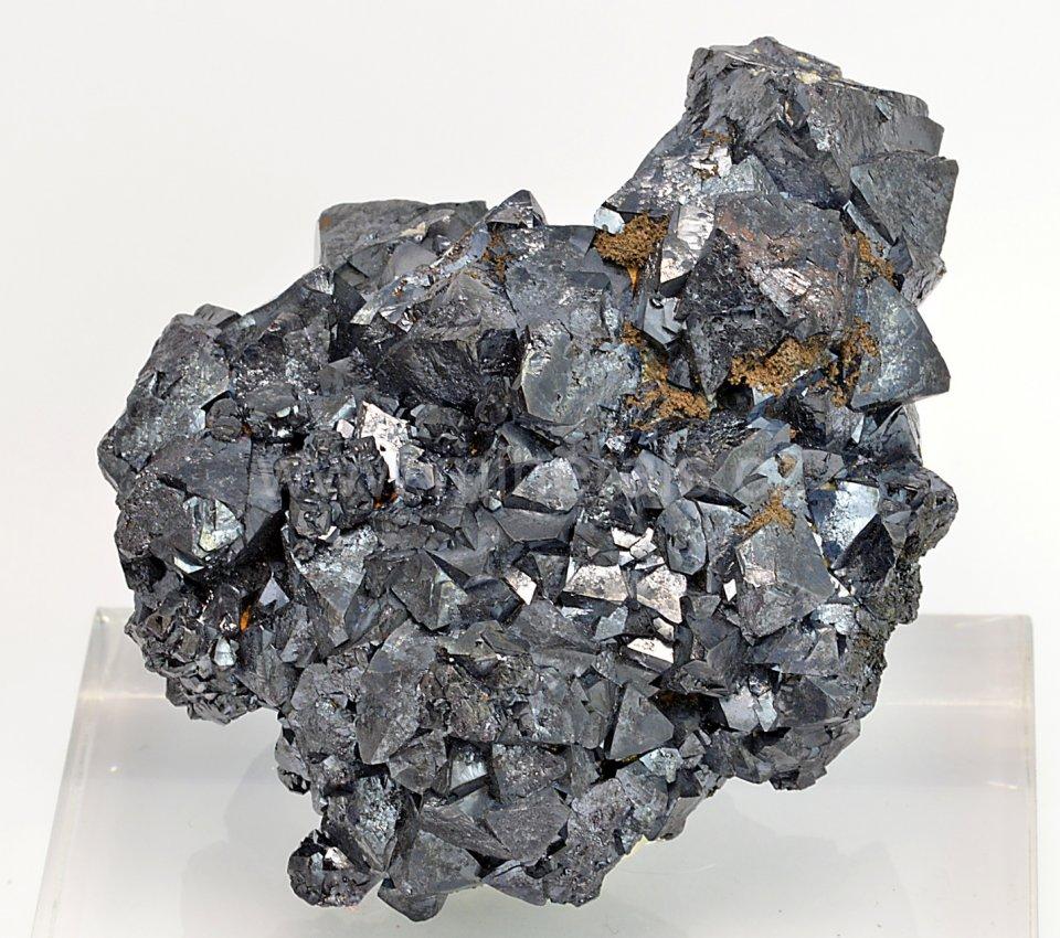 Minerál KUPRIT, STŘÍBRO
