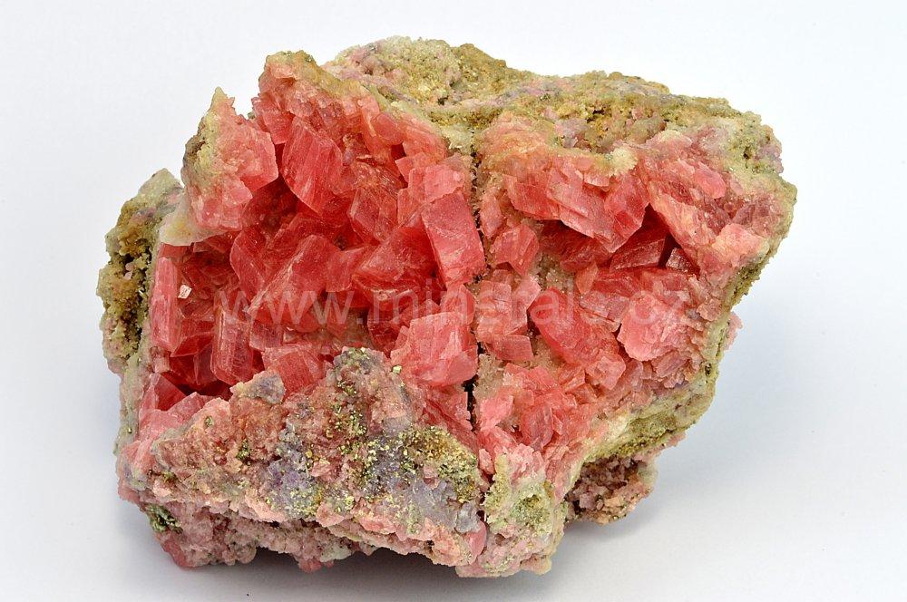 Minerál RODOCHROZIT