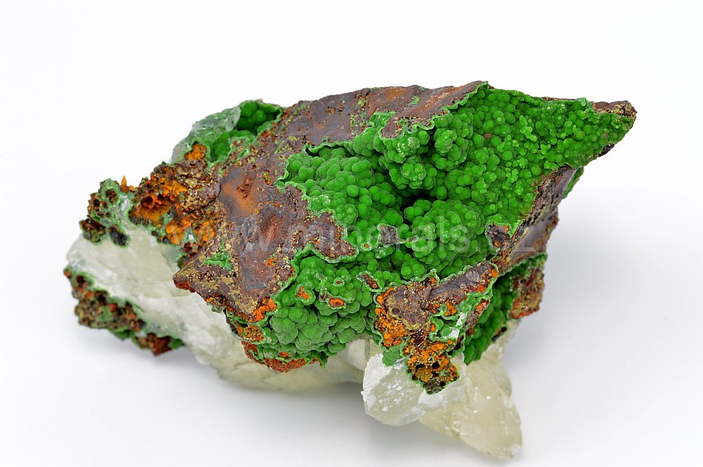 Minerál KONICHALCIT