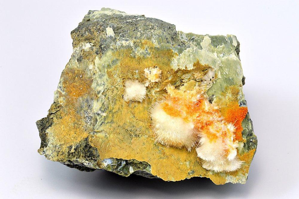 Minerál DESAUTELSIT