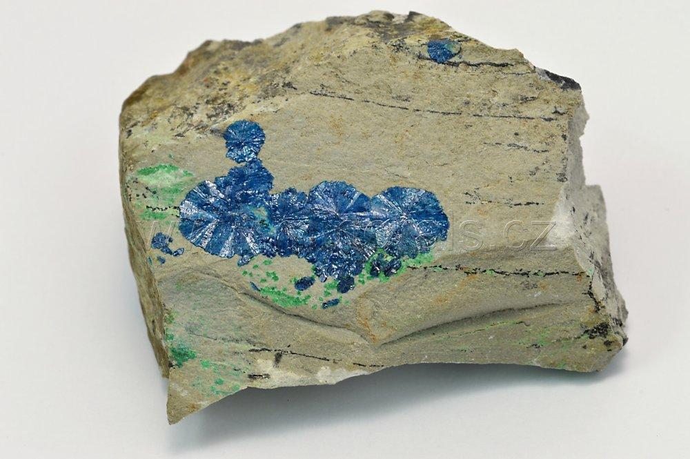 Minerál CORNETIT
