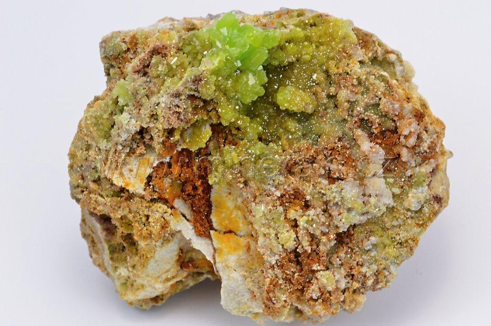 Minerál PYROMORFIT