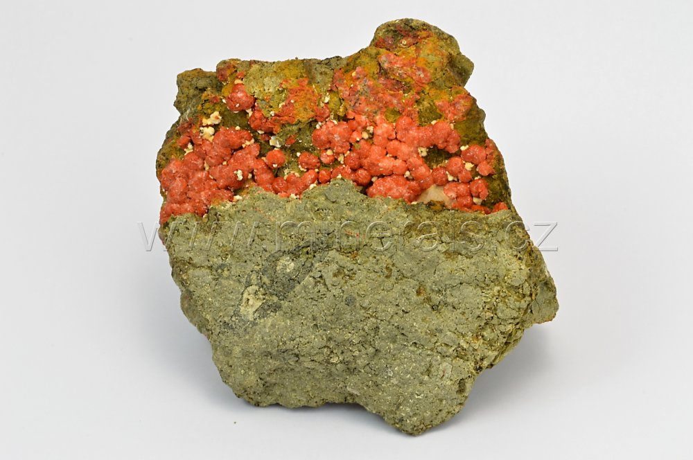 Minerál KLINOPTILOLIT
