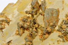 Minerál EOSFORIT, ZANAZZIIT