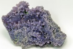 CHALCEDON-GRAPE AGATE