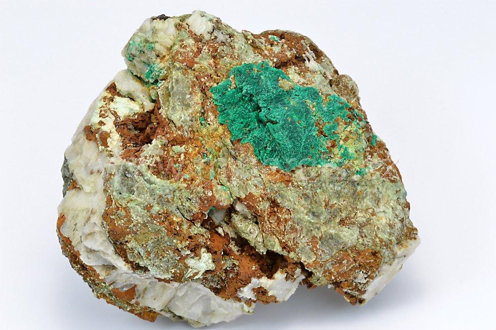 Minerál EUCHROIT