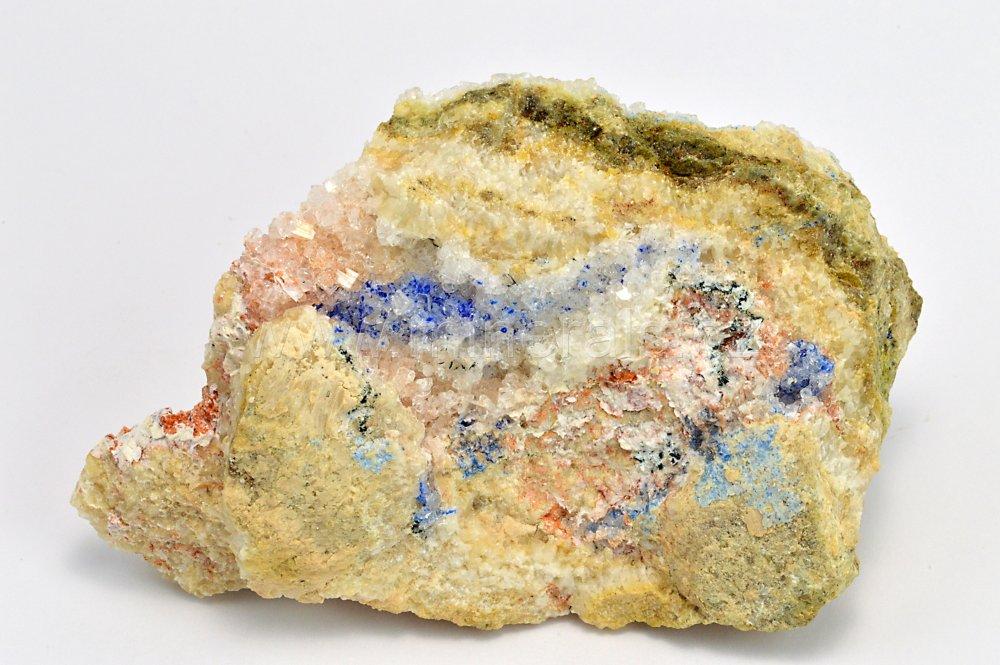 Minerál KINOIT, RUIZIT